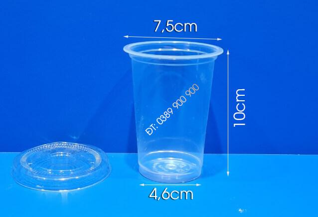 Ly nhựa 250ml